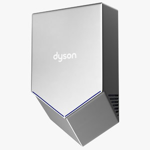 hand dryer dyson airblade 3D model