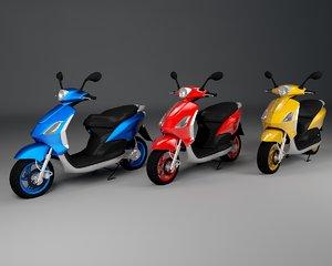 scooter bike scooty model