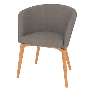 3D allen chair