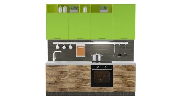 kitchen design studio furniture 3D model