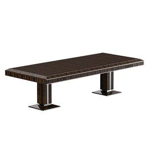 pollaro table 3D model