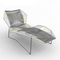 moroso metal plastic 3D model