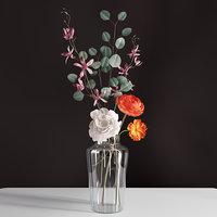 Decor Bouquet of flowers Alicia