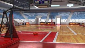 basketball arena ball max