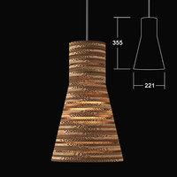 tabithabargh carton c3 lamp 3D model