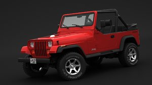 1987 jeep yj model