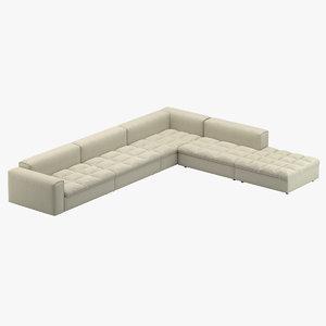 3D arflex divani sofa