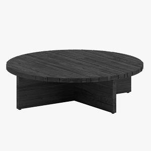 arquivo table ibi center 3D model