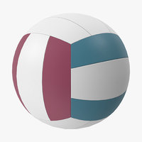 volleyball pbr model