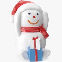 snowman gifts model
