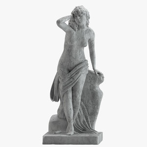augustin pajou psyche abandoned model