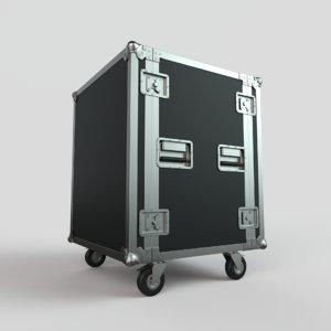 3D music case