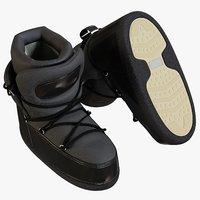 3D boots women