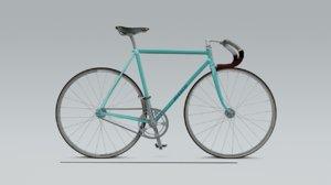 vintage track bicycle model