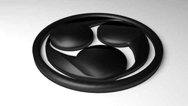 symbol yinyang model