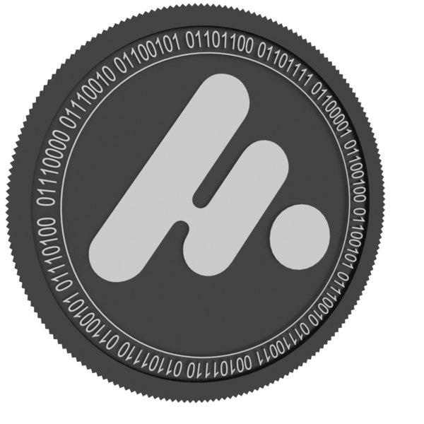 esportbits black coin 3D