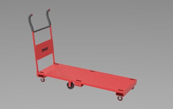 freight roughneck 3D model