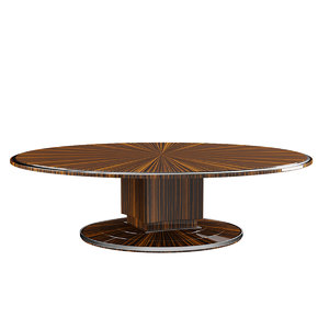 3D model pollaro center table yf115
