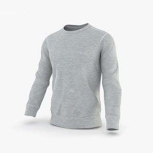 3D sweatshirt sweat shirt