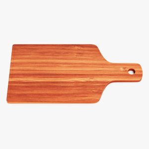 3D cooking board model