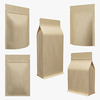 Paper Packaging Set
