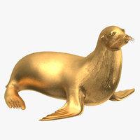 sea lion gold model