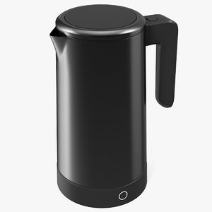 3D model smart electric kettle remote control