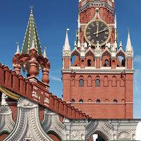 Kremlin Spasskaya tower