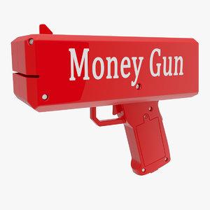money gun model