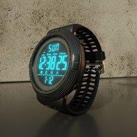 3D hand watch