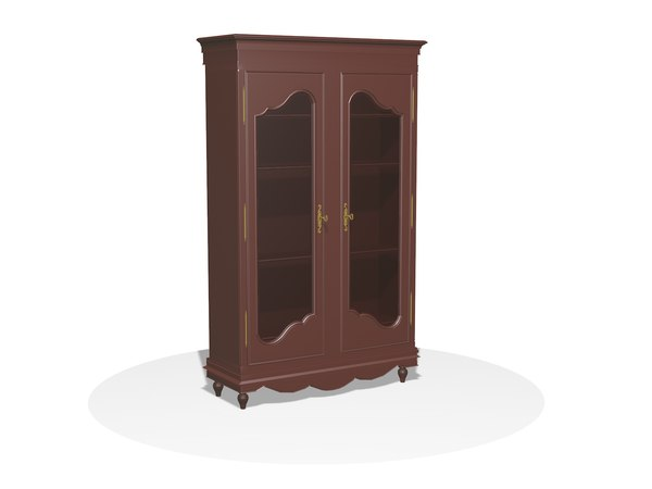 3D cabinet sideboard dresser model