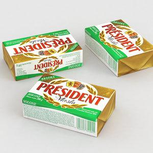 butter 3D