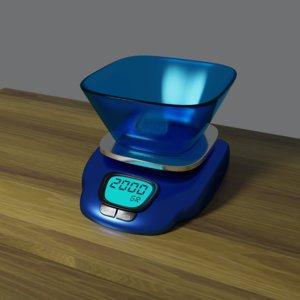 digital weight scale model