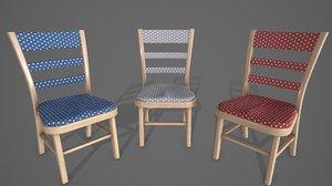 3D ready chair 3 2k