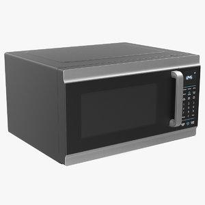 3D amazon alexa smart oven model