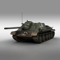jagdpanzer - model