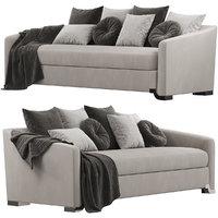 rubelli halo coupe sofa 3D model