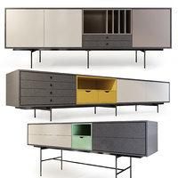 Aura TV stand Sideboard by Treku