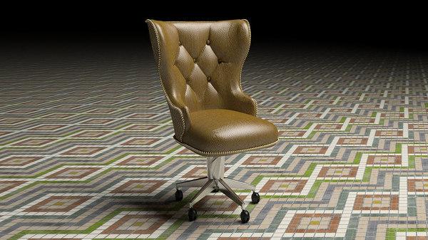 3D office chair ankara