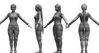 indian dancing folk girl