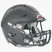 Speedflex Helmet Riddell Black
