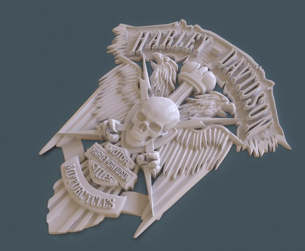 3D model print cnc