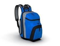 teen backpack14 model
