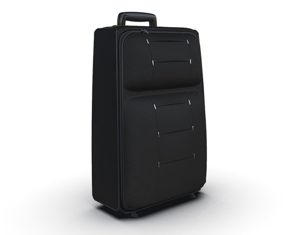universal suitcase 18 model