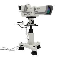 Camcorder Sony BVP 900