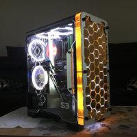 3D pc case model