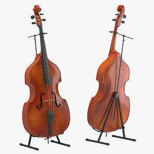 3D cello 01