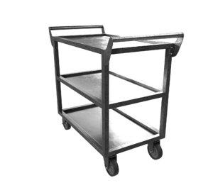 steel cart model