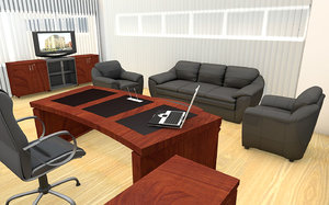 office floor model