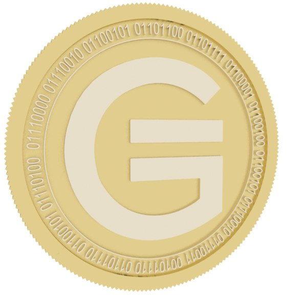 gamecredits gold coin model